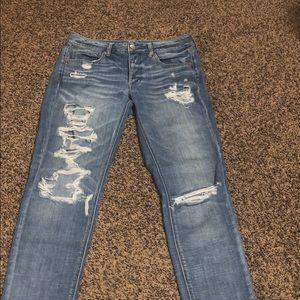 American Eagle Tomboy Jeans